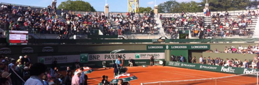 Roland Garros 2015 : dates, calendrier, programme et horaires