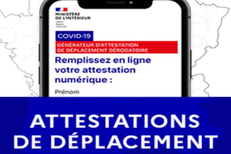 Nouvelle Attestation De Deplacement Covid Telechargez Ici Les 3 Versions Pour Le Confinement
