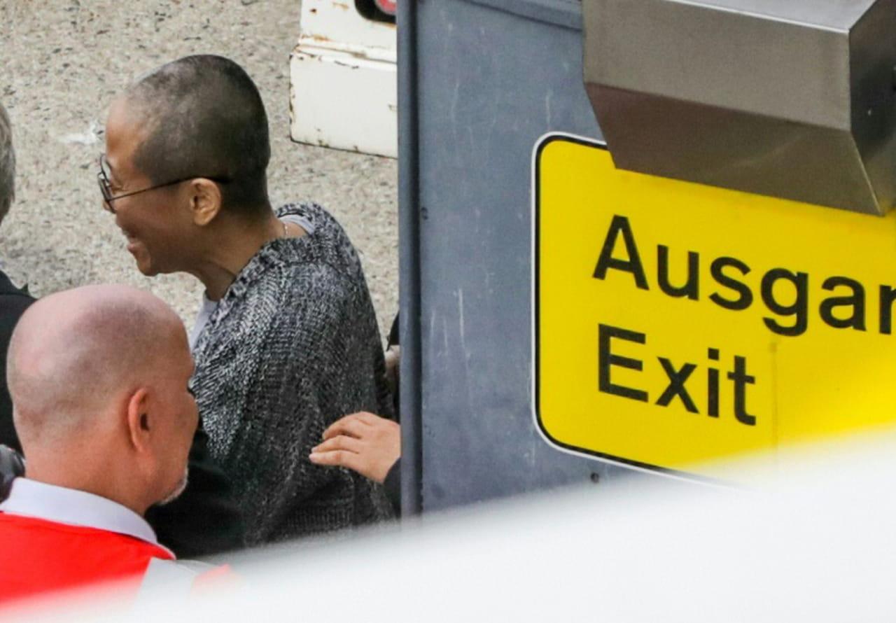 Chine: la veuve du dissident Liu Xiaobo arrive à Berlin