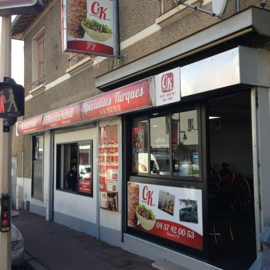 Restaurant : Chassieu Kebab