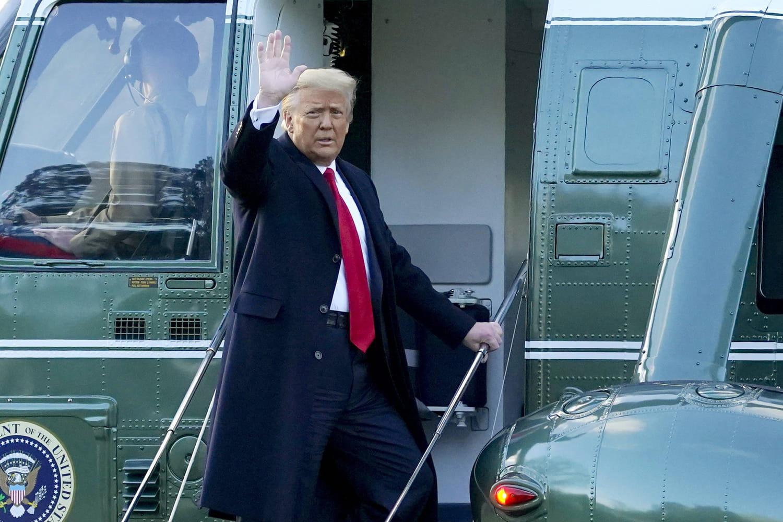 Donald Trump: c'est vraiment fini? Peut-il revenir à la Maison-Blanche en 2024?