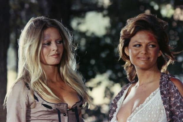 Les Pétroleuses avec Brigitte Bardot en 1971