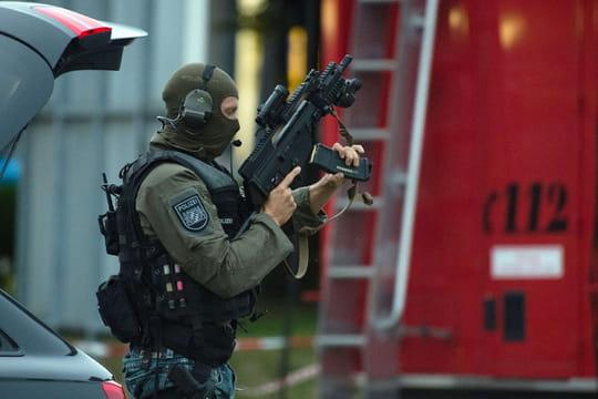 Fusillade à Munich : au moins neuf morts, une chasse à l'homme lancée