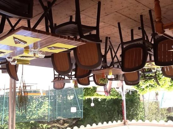 Restaurant Au parc de Hell  - Terrasse -   © BlancheSchreiber