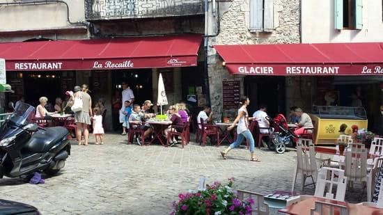 Restaurant : La Rocaille  - La rocaille -