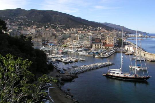 Bastia, point de départ