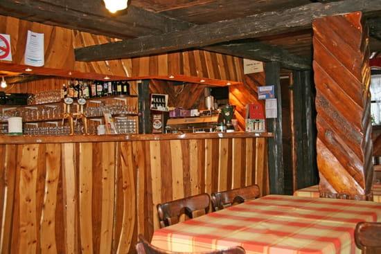 Auberge restaurant  de la Chaume du Grand Ventron  - bar chaume grand ventron -   © restaurant chaume grand ventron