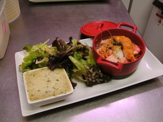 Marie' Thé Cuisine  - la cocotte de la mer -