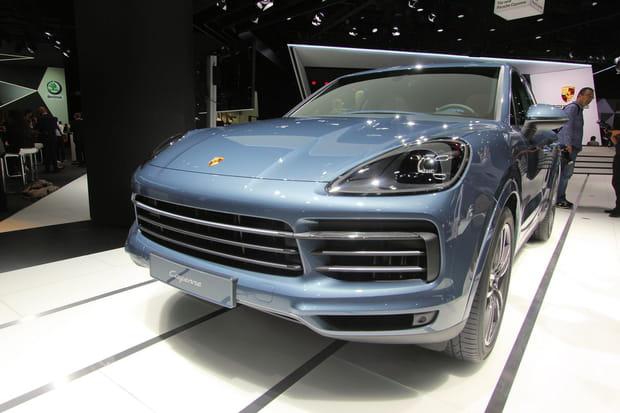 Porsche relance le Cayenne