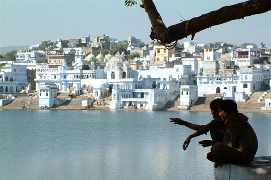 Et enfin Pushkar