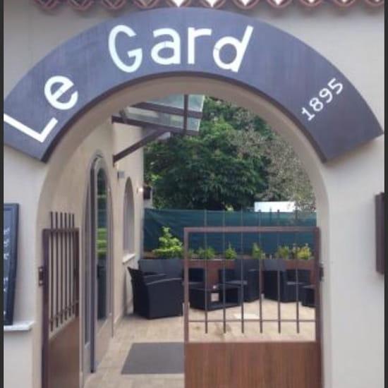 Entrée : Le Gard 1895  - Entrée du restaurant  -