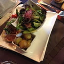 Plat : Le Jardin Gourmand  - Tartine -