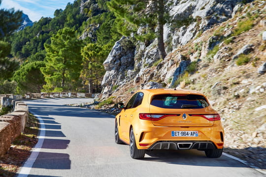 Renault Mégane RS: des essais positifs, les photos [prix, infos]