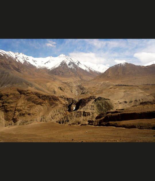 A la cime de l'Inde