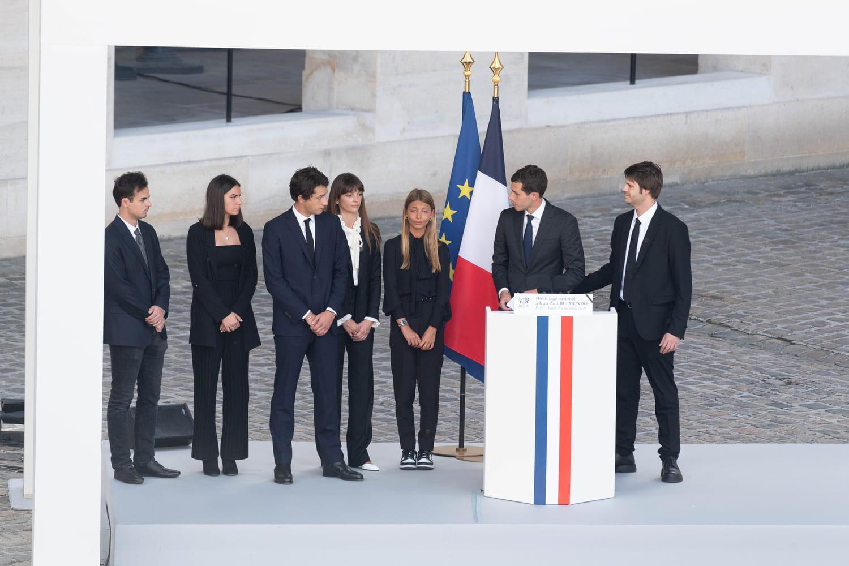 Petits-enfants de Belmondo: tous réunis pour l'hommage, le discours émouvant de Victor...