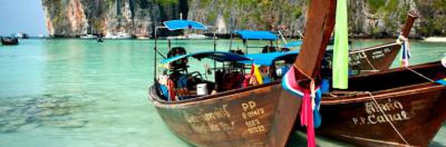 Les 30 plus belles plages de Thaïlande