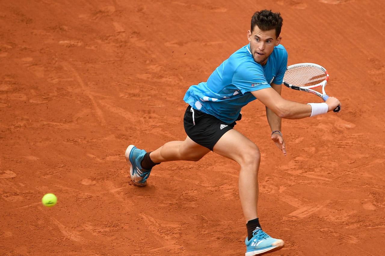 Roland Garros: Thiem perturbe Nadal, la finale en direct