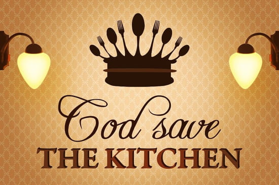 God Save the Kitchen