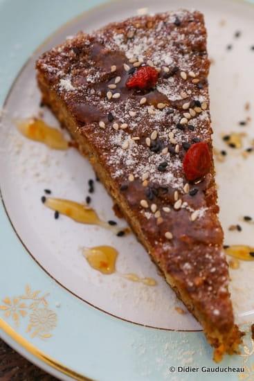 Cantine Vagabonde  - nos desserts -   © Didier Gauducheau