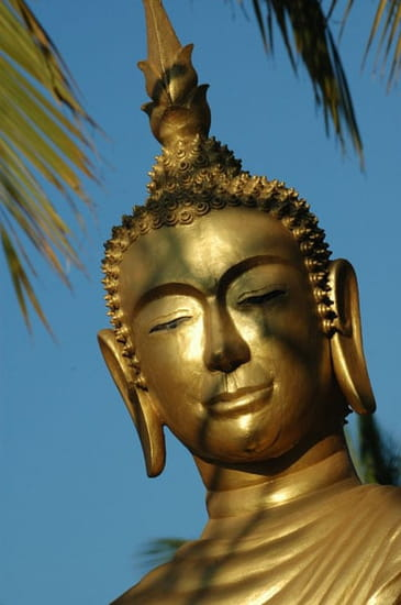 Bouddha Beach