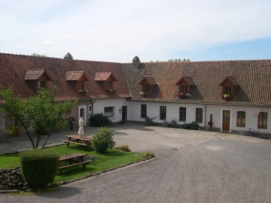 Auberge du Blaisel  - Notre ferme -