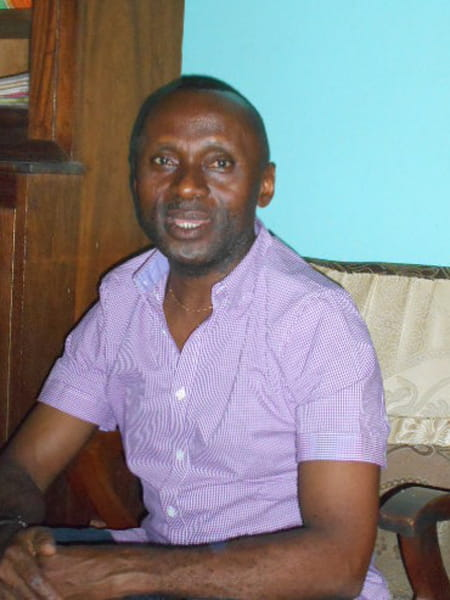 Cyrille Kazwala