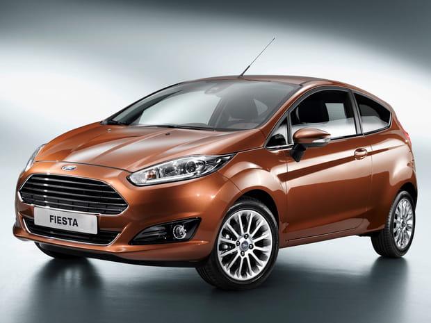 Numéro 48: Ford Fiesta