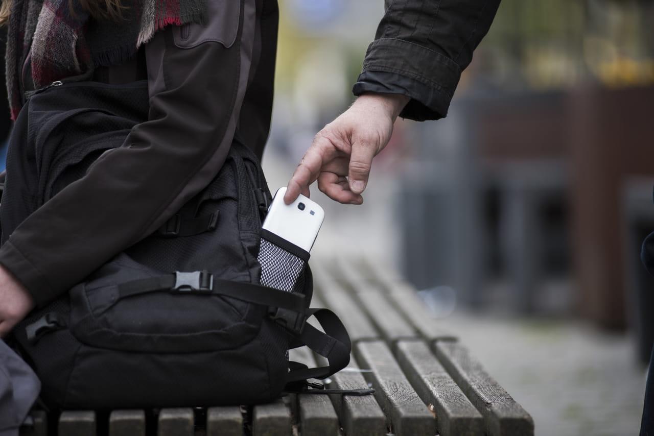 Vol de smartphone: comment se protéger?