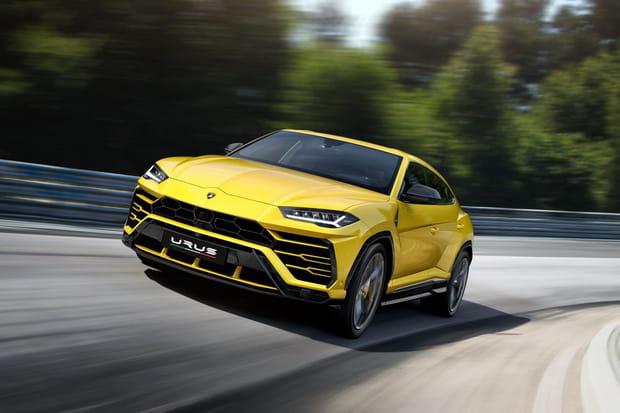 Lamborghini Urus: le premier super SUV