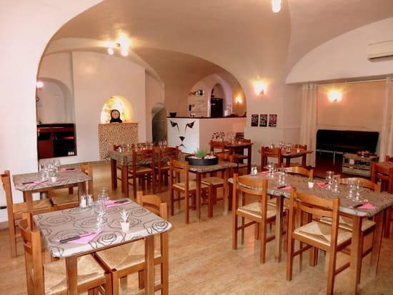 Mariés, 2 Chats  - Salle -   © Restaurant