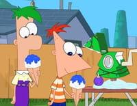Phineas et Ferb : La technologie inversée. - L'Atlantide