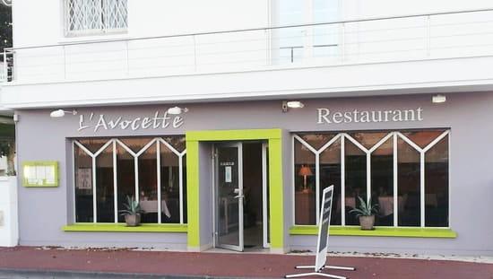 L'Avocette  - restaurant -   © l.martin