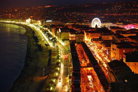 L'incontournable promenade des Anglais à Nice
