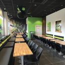 Restaurant : Eat Salad  - Intérieur du restaurant -   © Eat Salad®