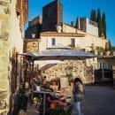 Lo'tentic  - la terrasse du resto l'tentic -   © erica