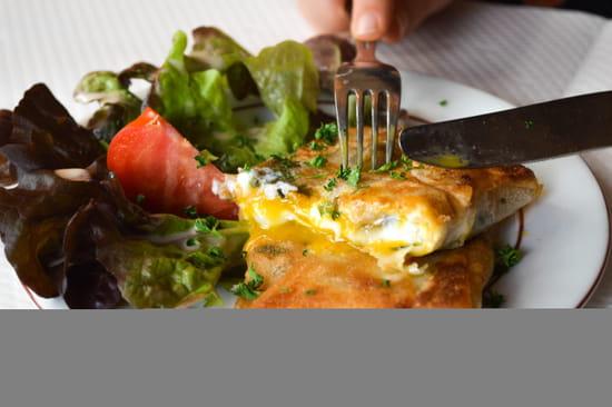 Plat : Chez Alain  - Restaurant Marocain - oriental - Tunisien - Chez Alain Couscous - République - Paris 3 -   © Chez Alain Couscous