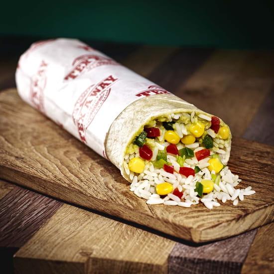 Plat : Tex A Way  - Muchito végétarien -   © #TEXAWAYOFLIFE
