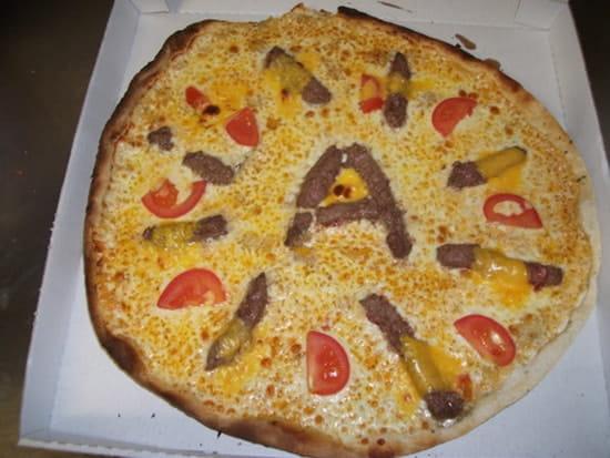 Al Dente  - une autre de nos pizzas -