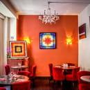 Pergo Café  - salle Cosy -   © CB Photography