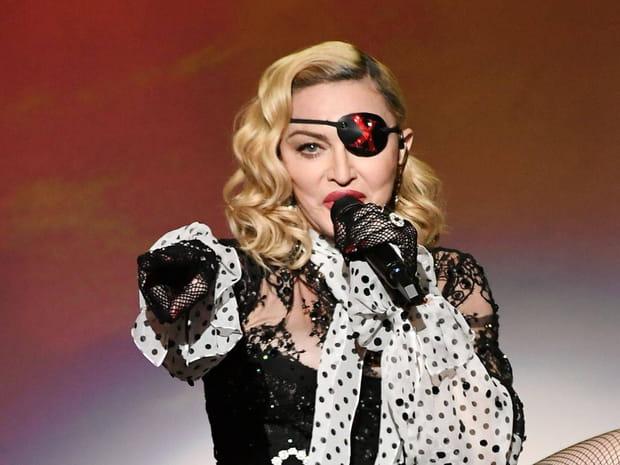 Madonna, itinéraire d'une chanteuse à scandales