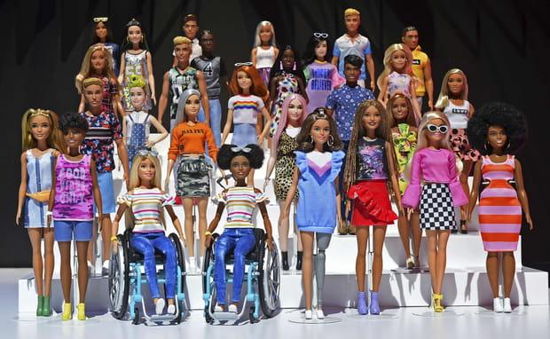 Barbie a 60ans! Retour sur son évolution en images
