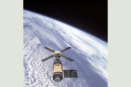La station spatiale Skylab