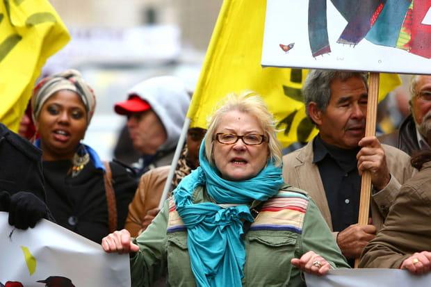 Josiane Balasko, une socialiste déçue