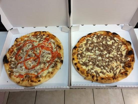 Plat : Allo Pizza Dnack  - Pizza  -
