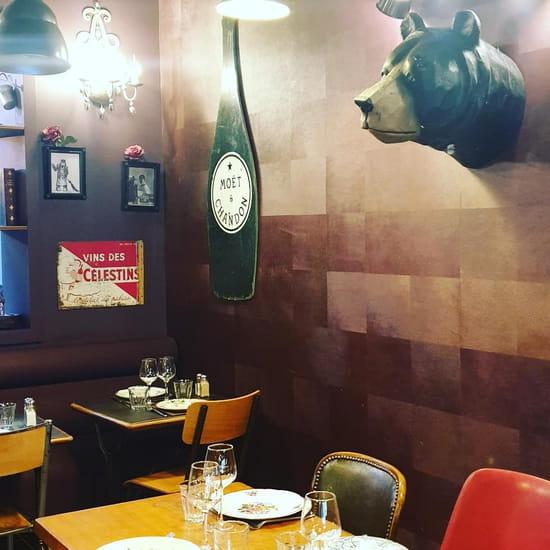 Restaurant : Lou Bistrot  - Salle -   © Lou Bistrot