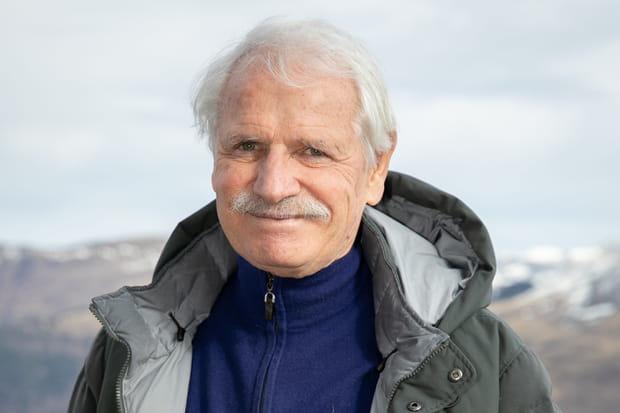 Le photographe, reporter et réalisateur Yann Arthus-Bertrand