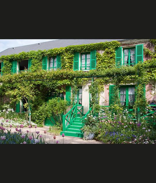 Sur les traces de Claude Monet à Giverny