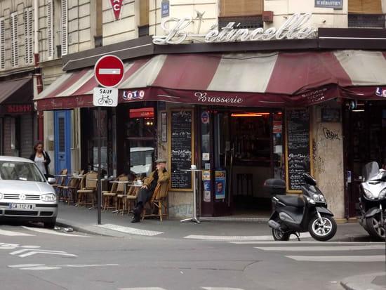 L'ETINCELLE  - VUE EXTERIEUR -   © ETIENNE L@NQUETIN