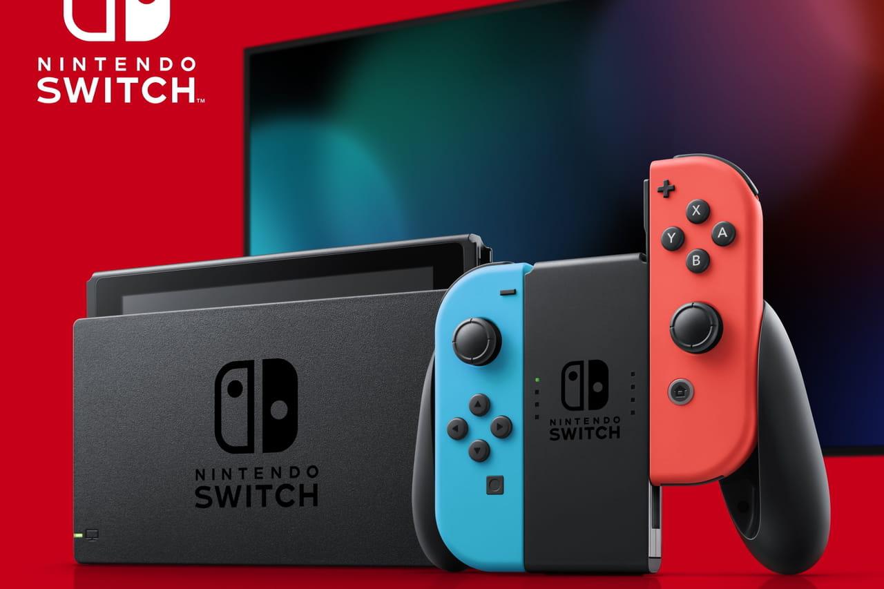 Nintendo Switch: un nouveau modèle annoncé pour un temps de jeu plus long