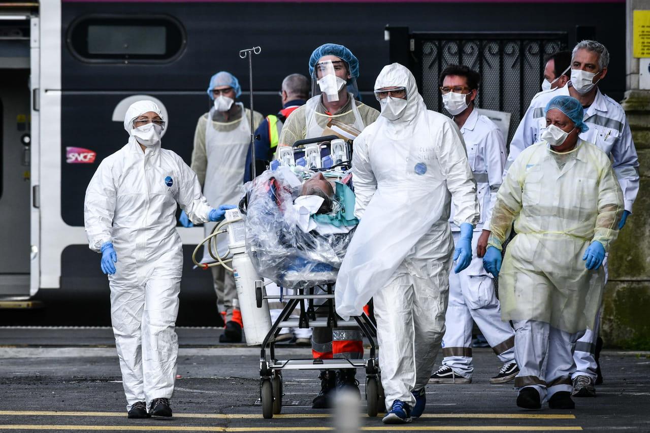 DIRECT. Coronavirusen France: l'Ile-de-France résiste, dernières infos